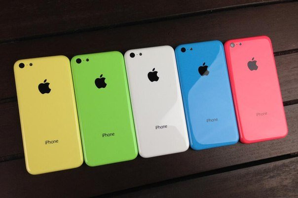 Apple iPhone 5c обзор