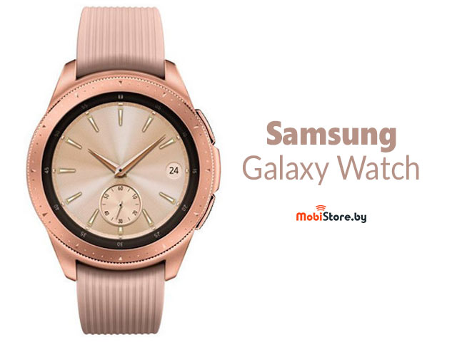 Samsung Galaxy Watch фото