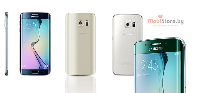 Samsung Galaxy S6 Edge цвета
