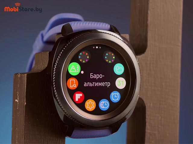Galaxy Watch функции для спорта