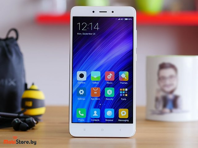 Xiaomi Redmi Note 4 64 Gb купить