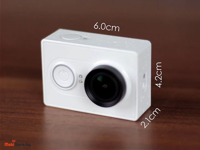 Xiaomi YI Action Camera Basic Edition купить