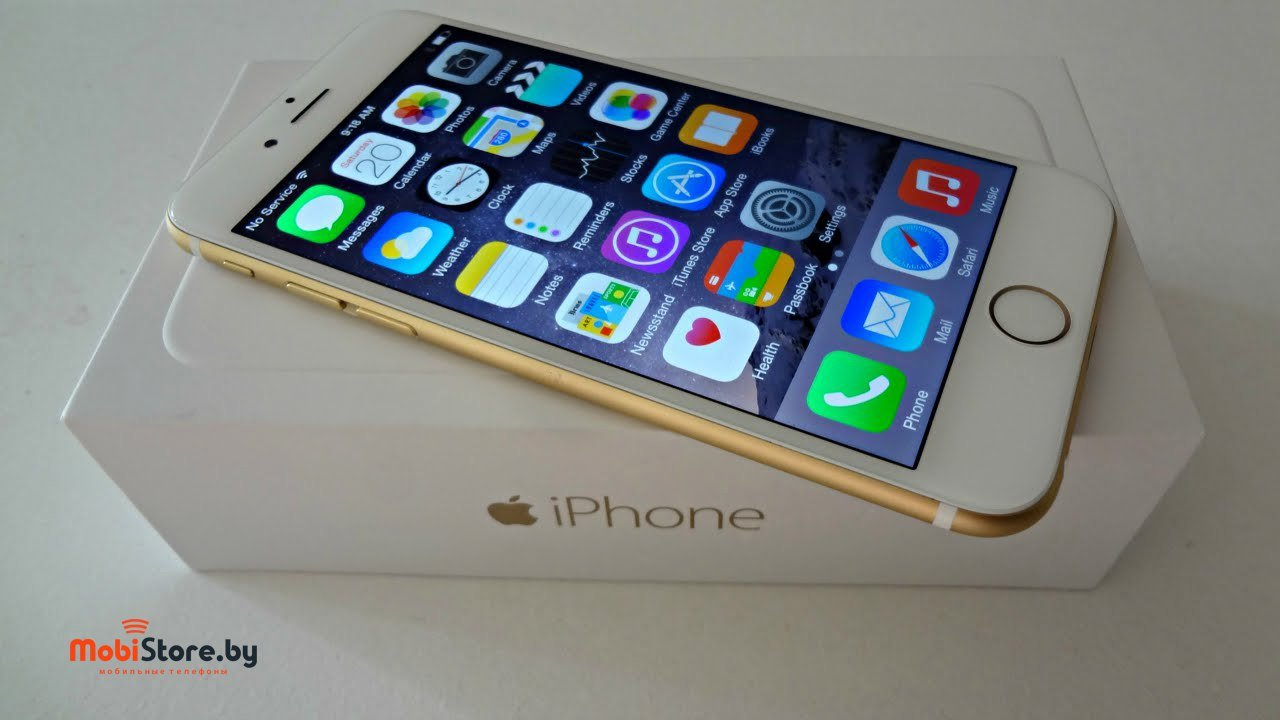 Обзор Apple iPhone 6