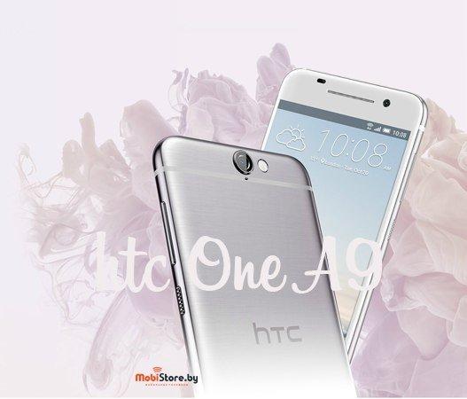 Обзор и характеристики HTC one A9